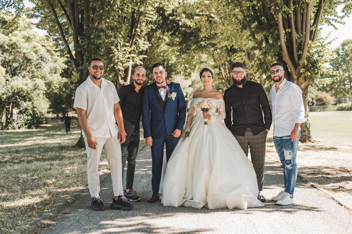 Mariage Ines & Oussam 93