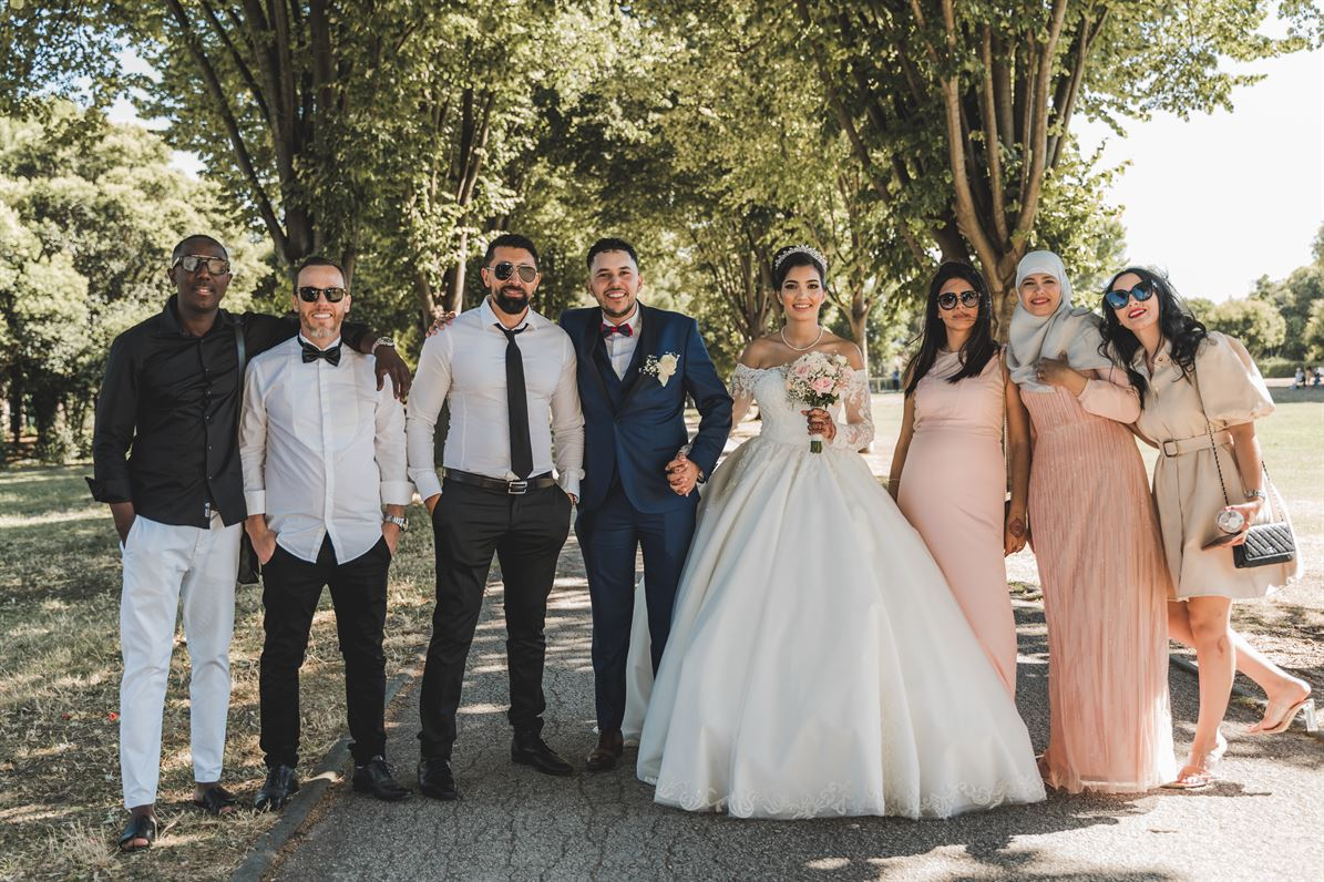Mariage Ines & Oussam 111