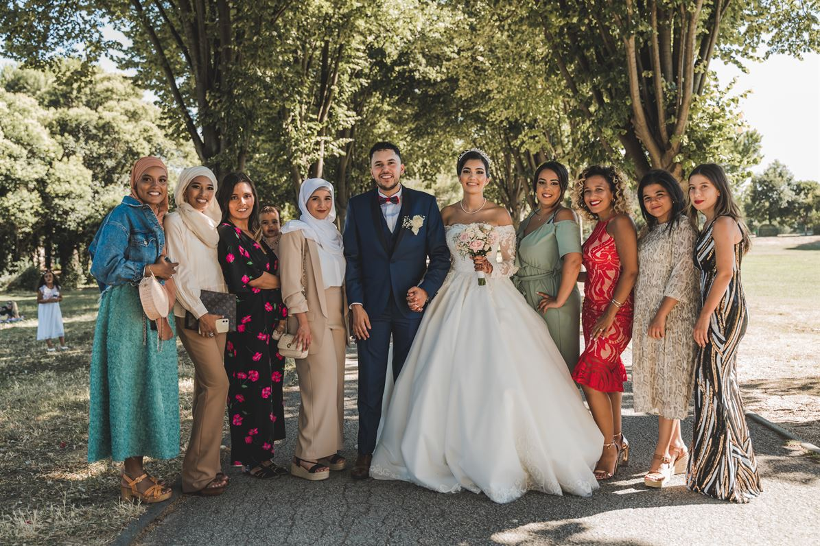 Mariage Ines & Oussam 123