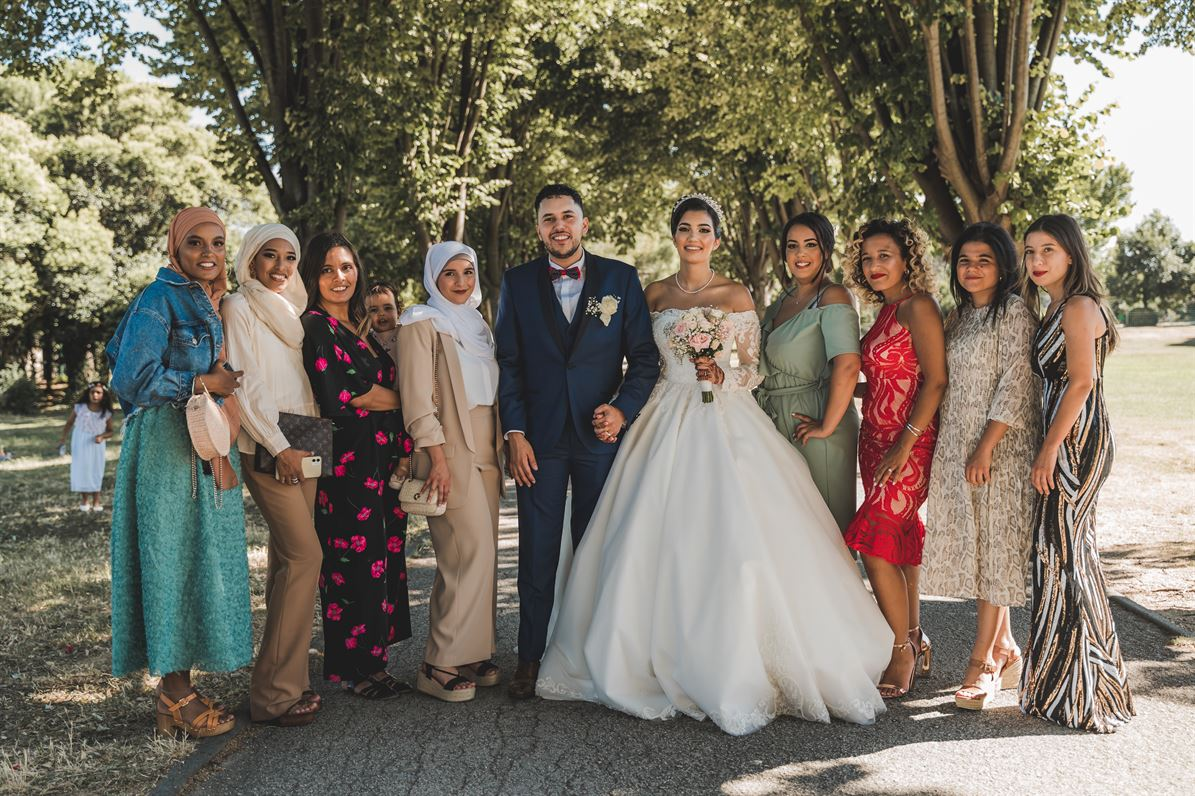 Mariage Ines & Oussam 124