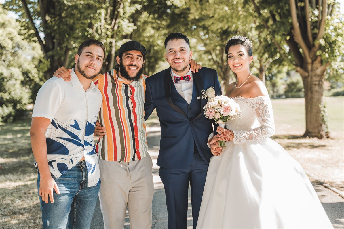Mariage Ines & Oussam 160