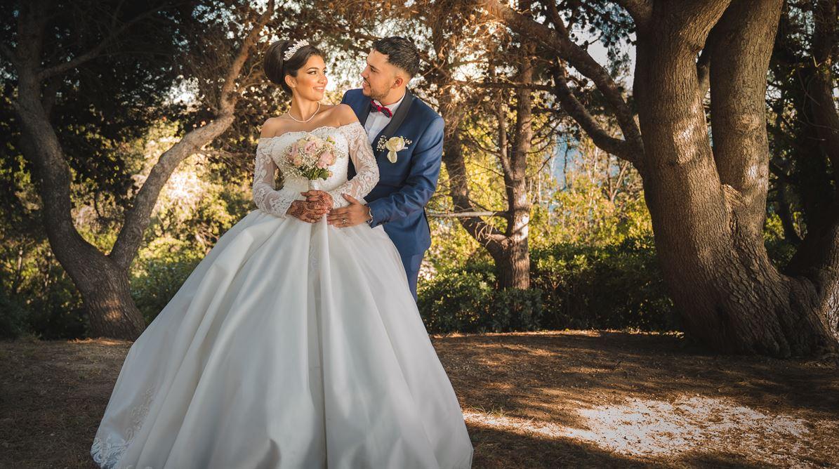 Photos des vrais mariages par un photographe professionnel 3