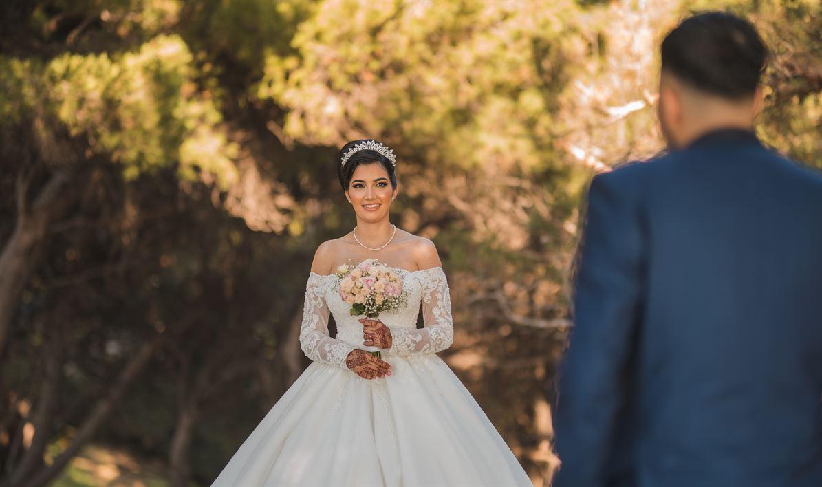 Photos des vrais mariages par un photographe professionnel 2