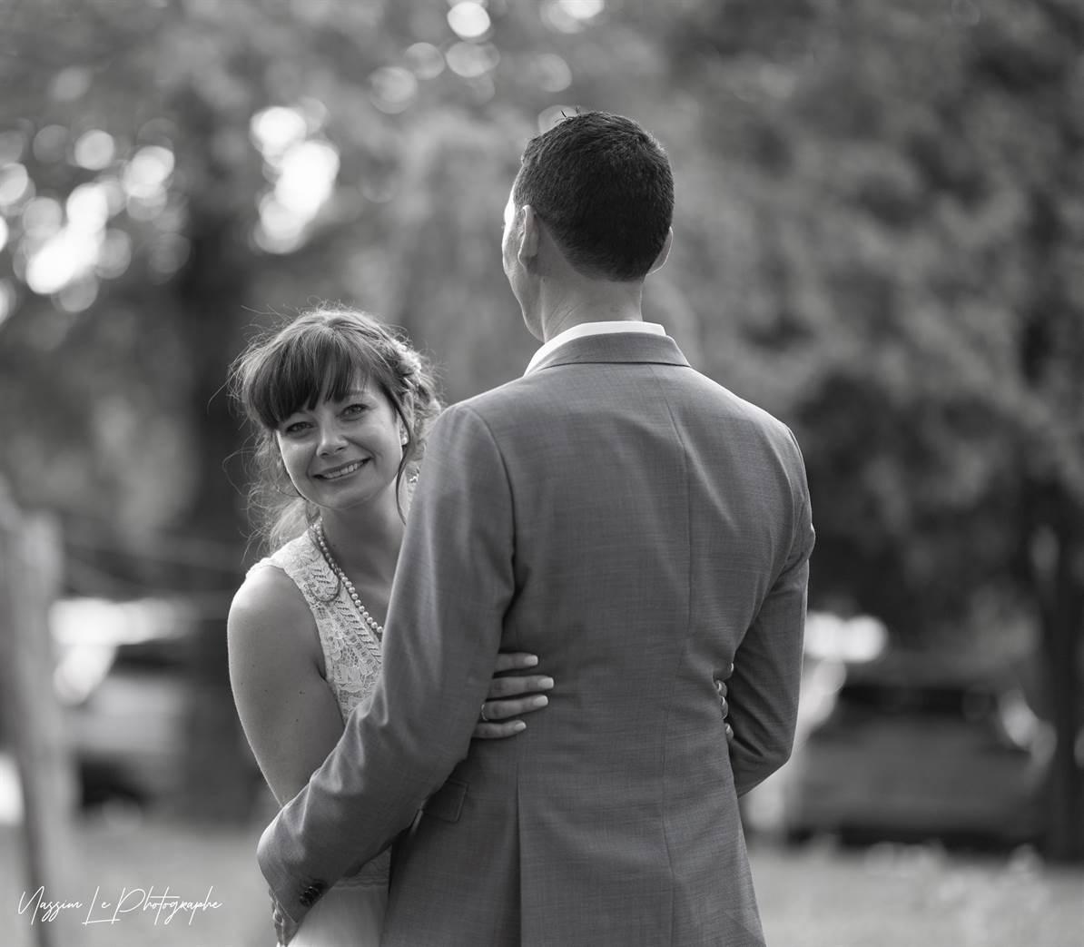 Mariage Amandine & Pierre-Malik : Photo de couple 84