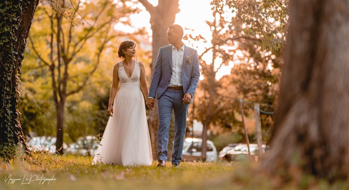 Mariage Amandine & Pierre-Malik : Photo de couple 78