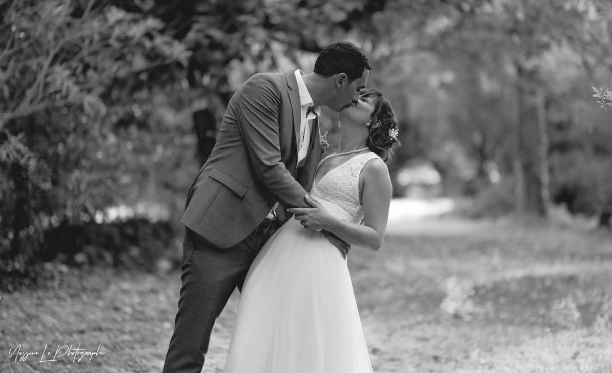 Mariage Amandine & Pierre-Malik : Photo de couple 64