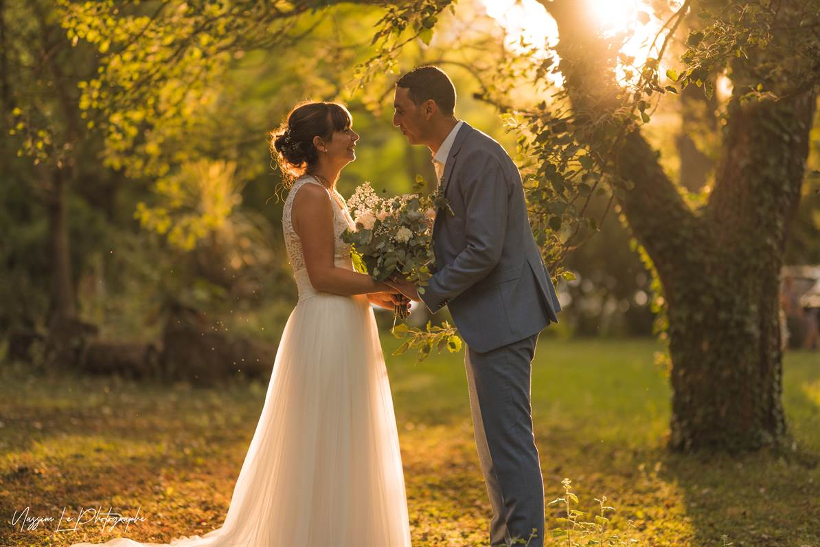 Mariage Amandine & Pierre-Malik : Photo de couple 50