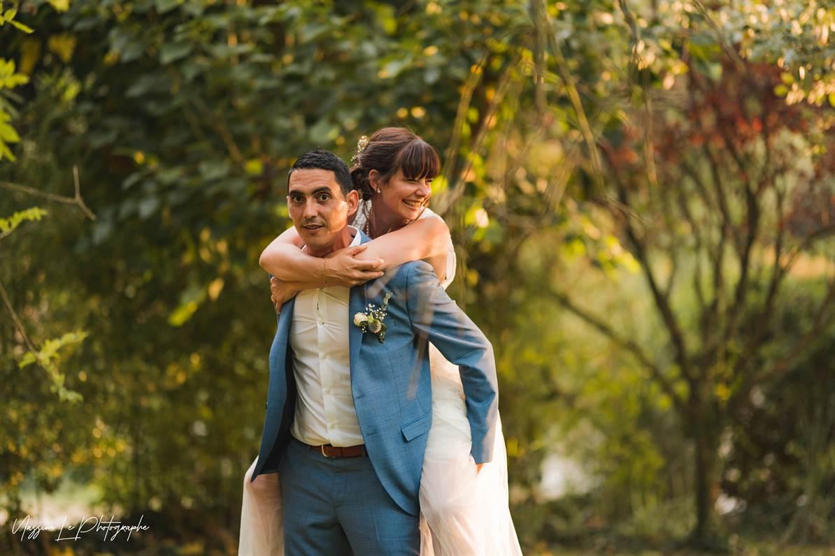 Mariage Amandine & Pierre-Malik : Photo de couple 30