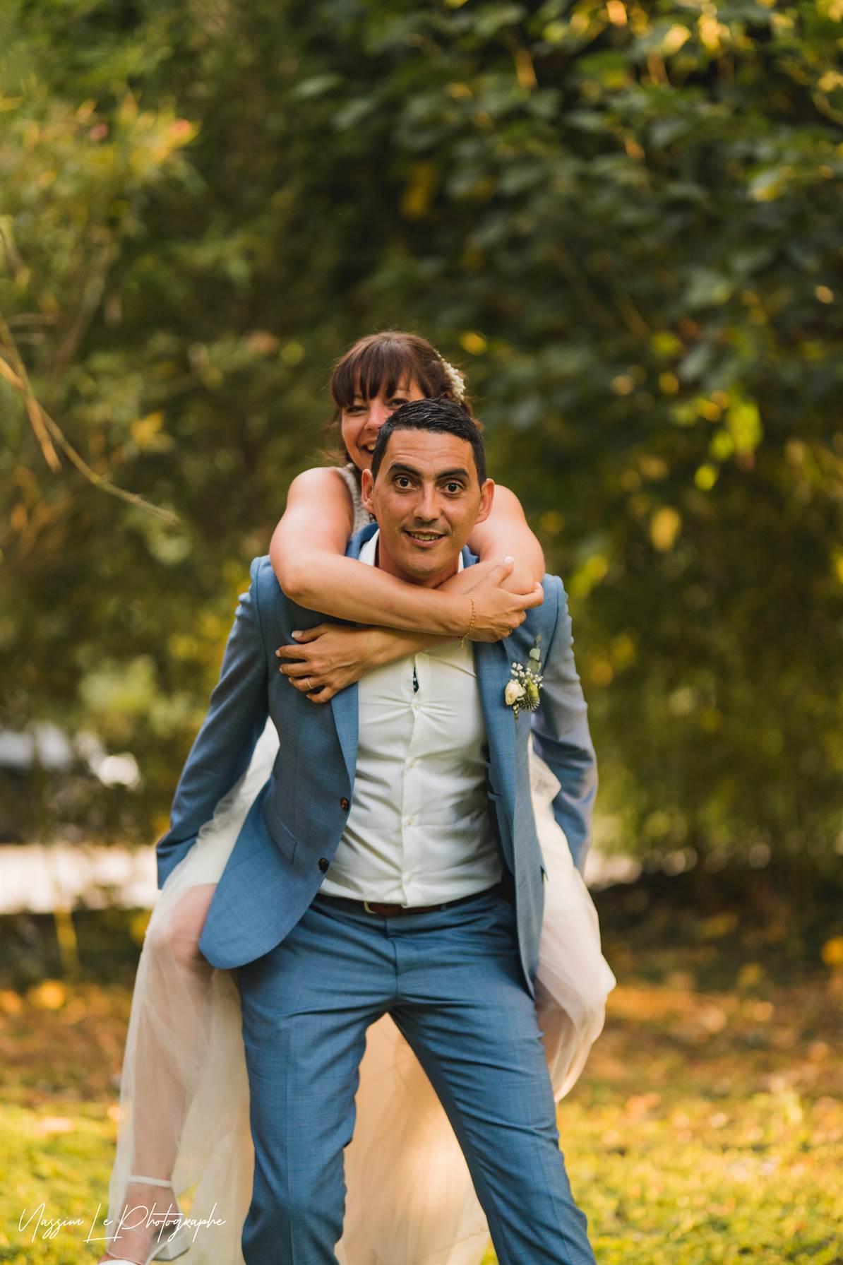 Mariage Amandine & Pierre-Malik : Photo de couple 27
