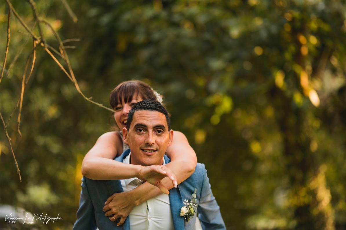 Mariage Amandine & Pierre-Malik : Photo de couple 24
