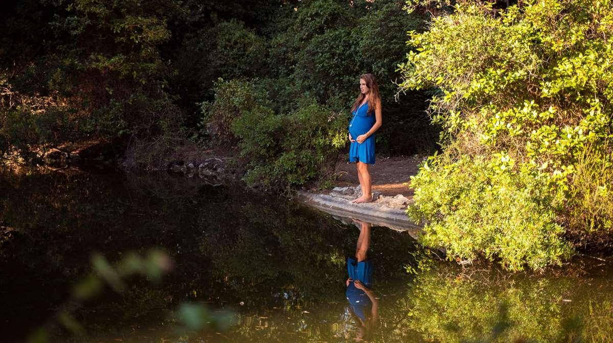 Une séance photo couple/grossesse 7