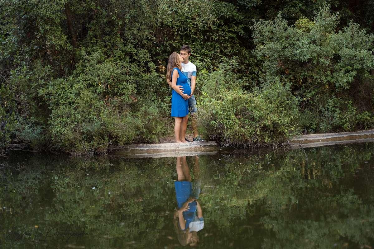 Une séance photo couple/grossesse 12