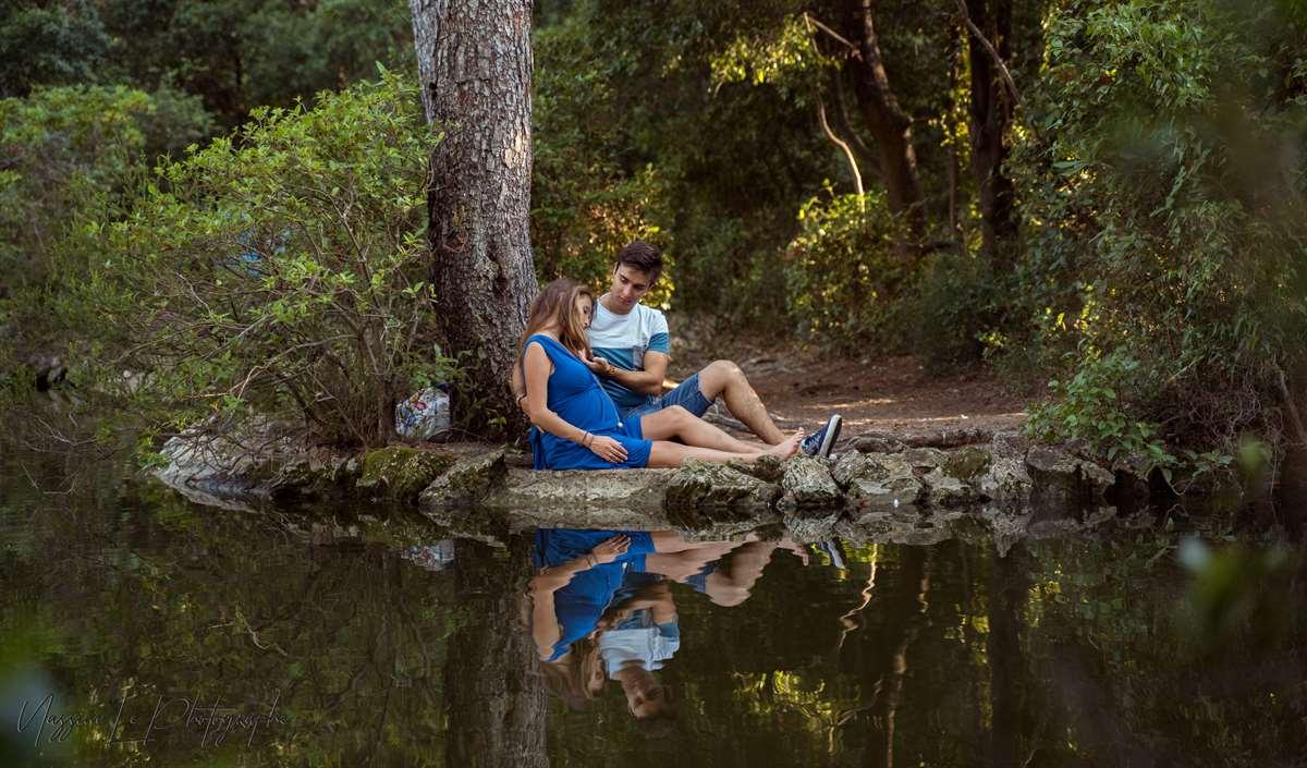 Une séance photo couple/grossesse 17