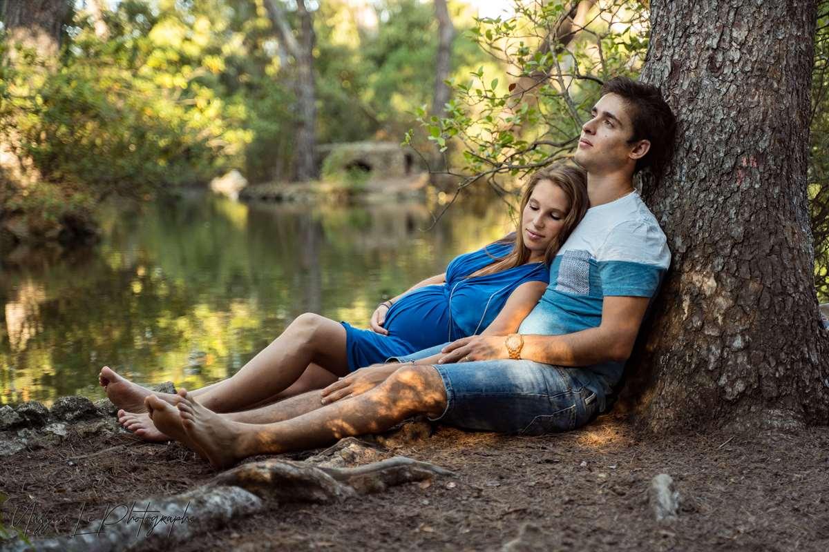 Une séance photo couple/grossesse 19