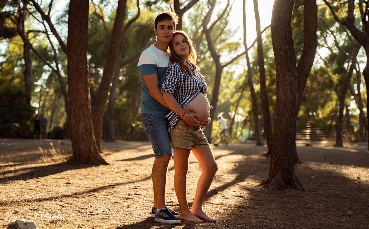 Une séance photo couple/grossesse 33