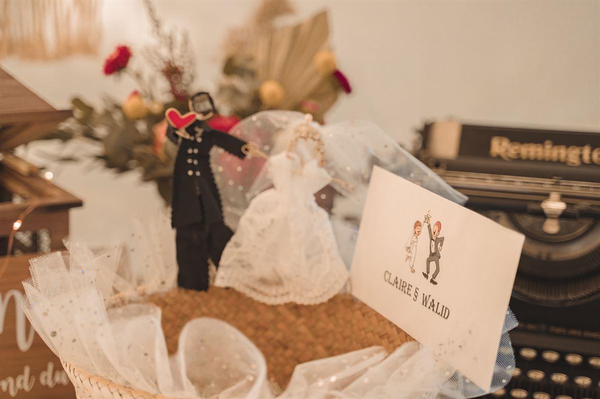 Mariage Claire & Walid : La cérémonie 8