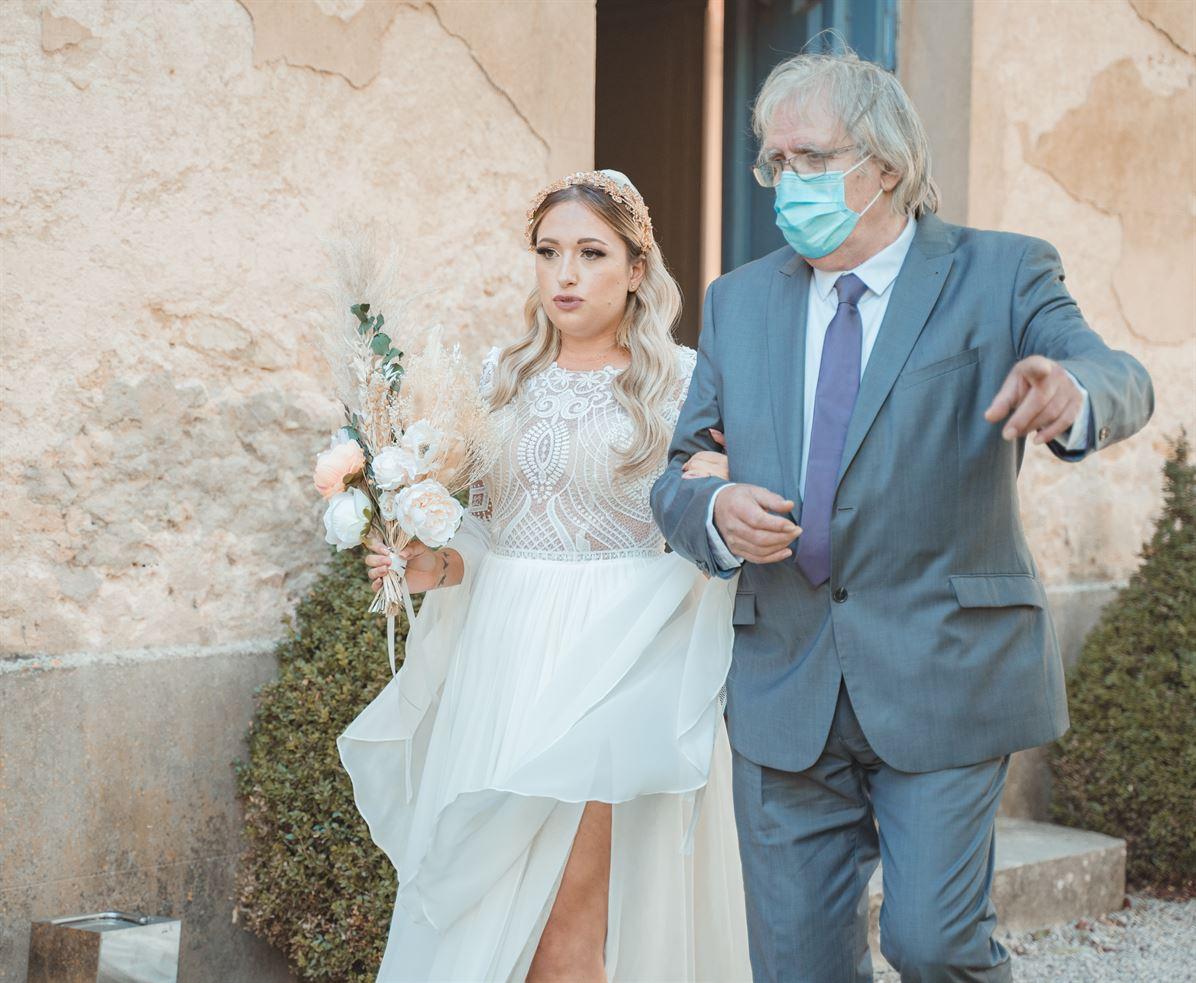 Mariage Claire & Walid : La cérémonie 14