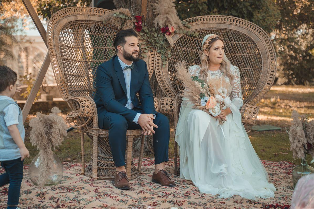Mariage Claire & Walid : La cérémonie 18