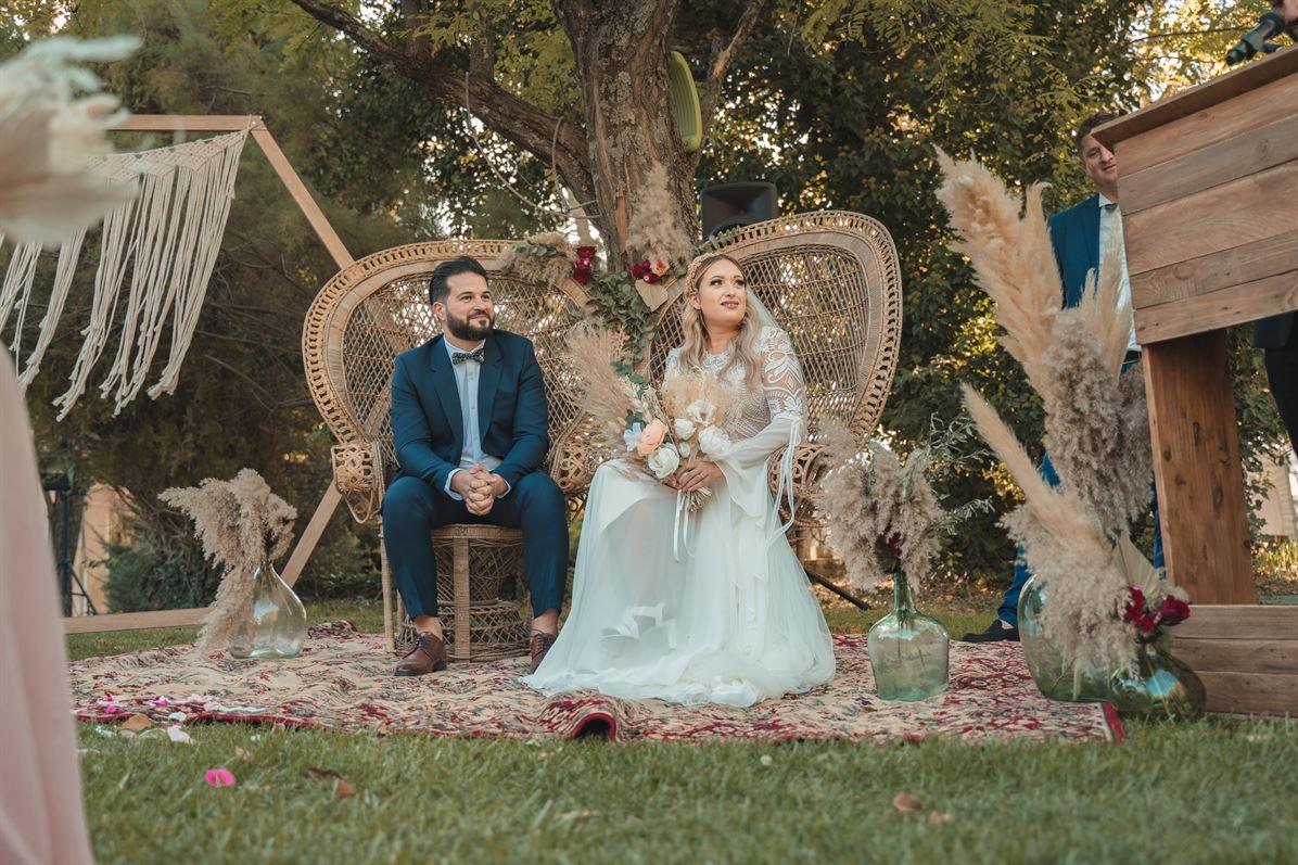 Mariage Claire & Walid : La cérémonie 31