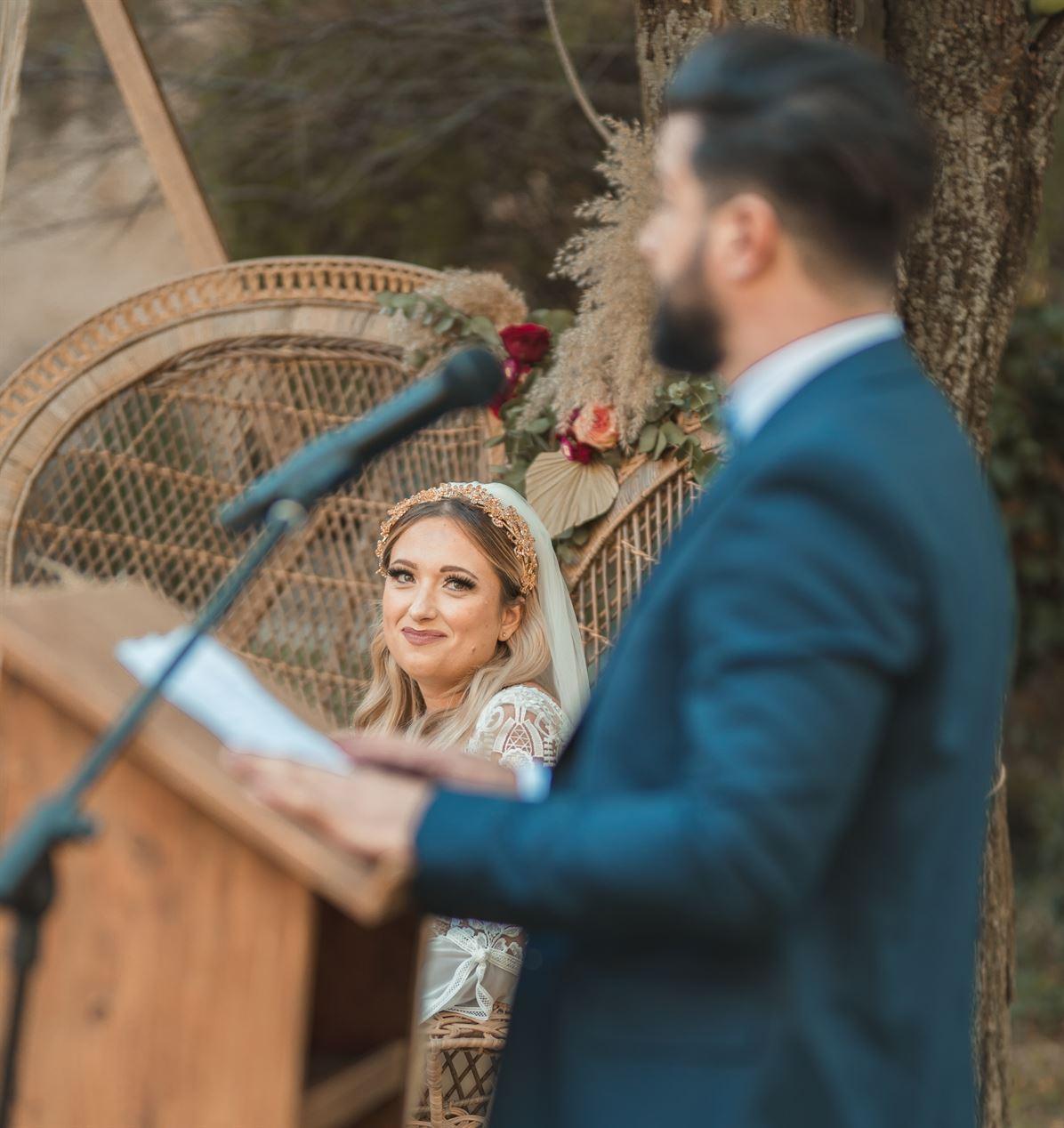 Mariage Claire & Walid : La cérémonie 47