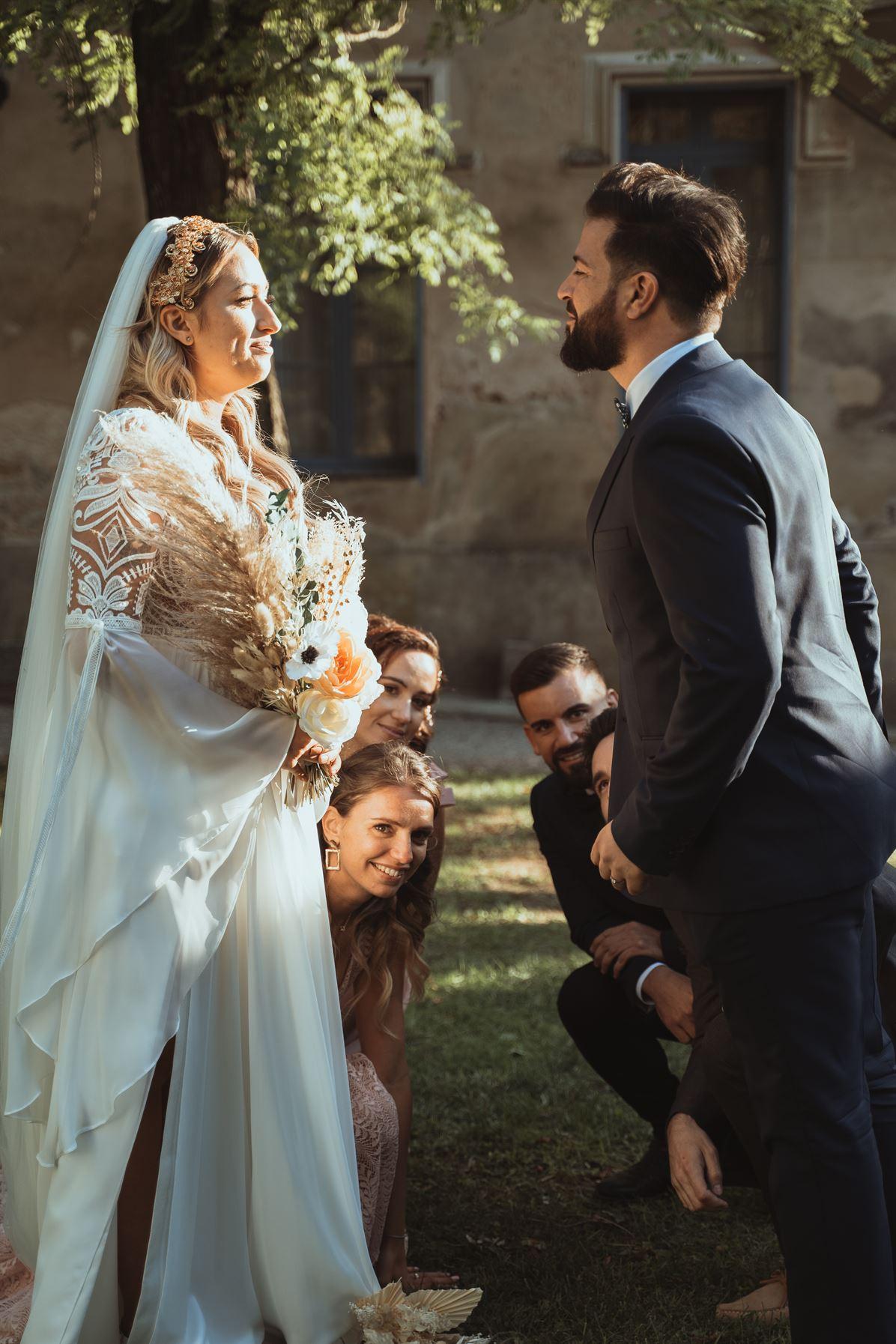 Mariage Claire & Walid : La cérémonie 71