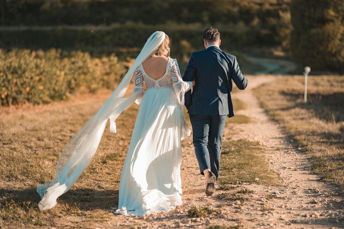 Mariage Claire & Walid : Les photos de couple 22