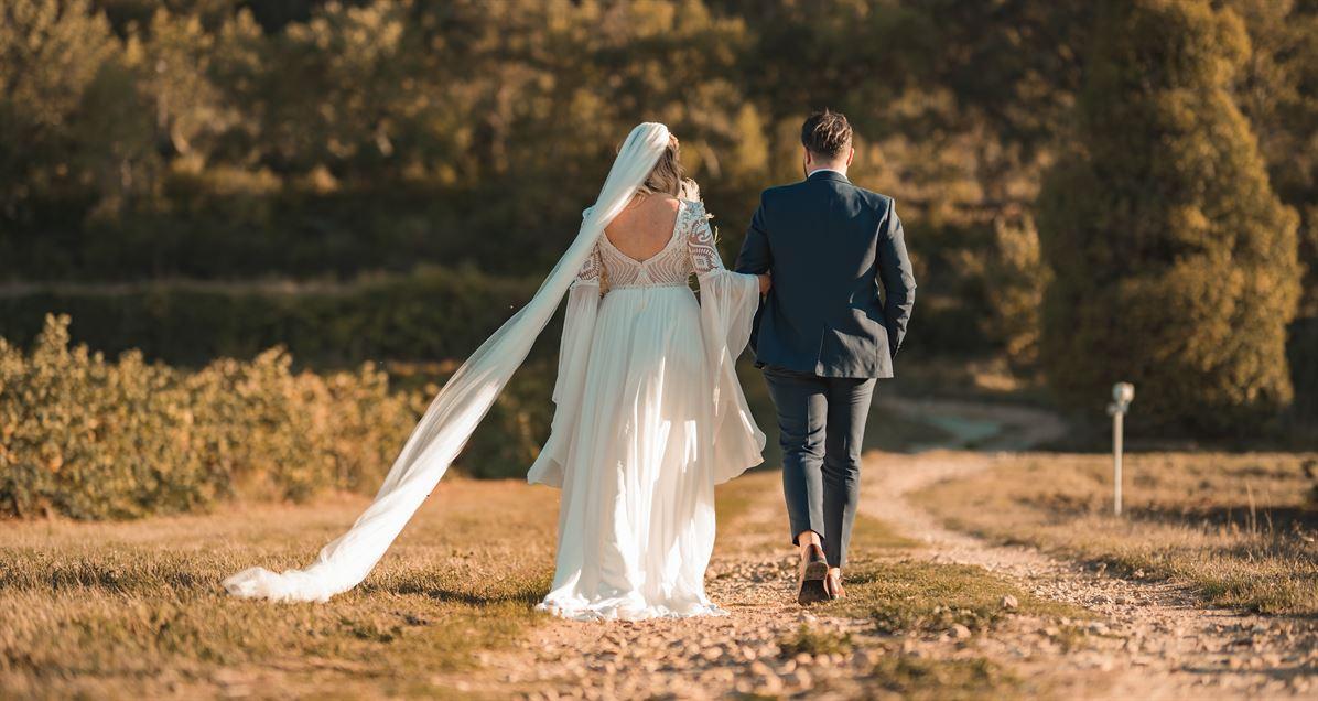 Mariage Claire & Walid : Les photos de couple 23