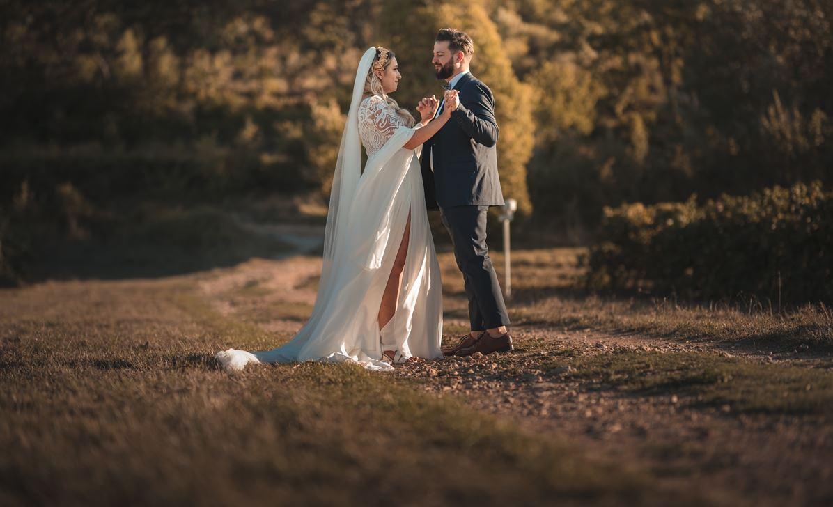 Mariage Claire & Walid : Les photos de couple 26