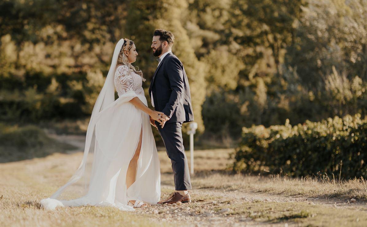 Mariage Claire & Walid : Les photos de couple 27
