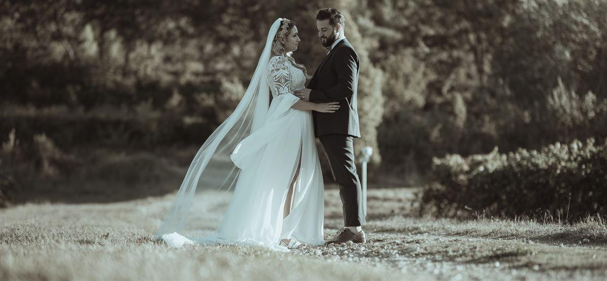 Mariage Claire & Walid : Les photos de couple 28