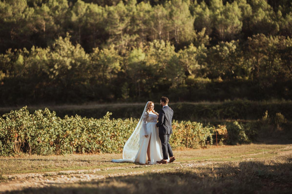 Mariage Claire & Walid : Les photos de couple 29