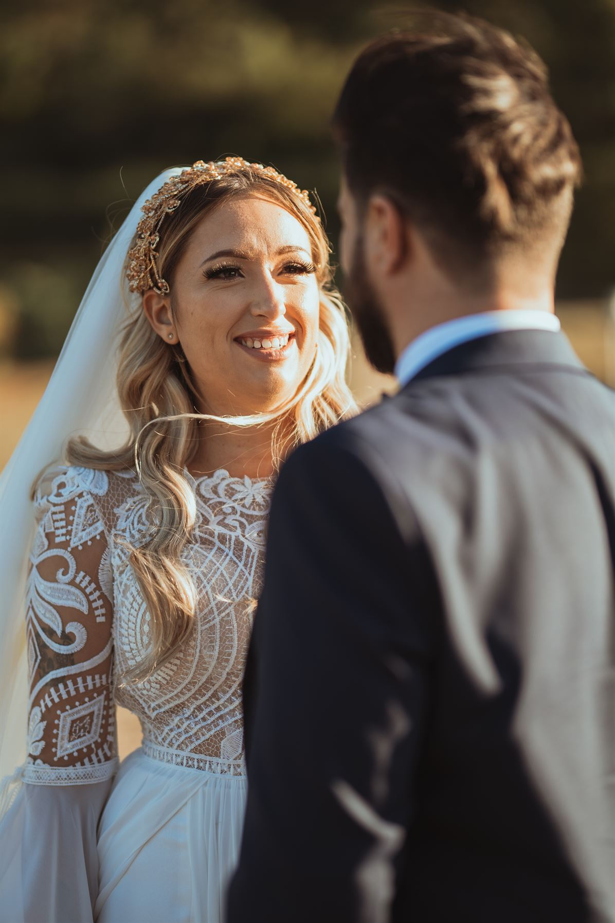 Mariage Claire & Walid : Les photos de couple 33