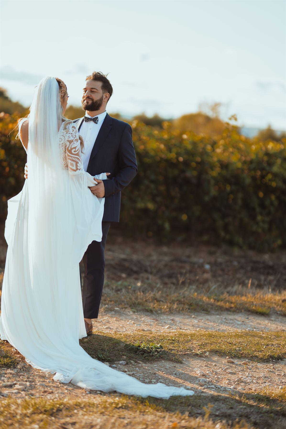 Mariage Claire & Walid : Les photos de couple 36