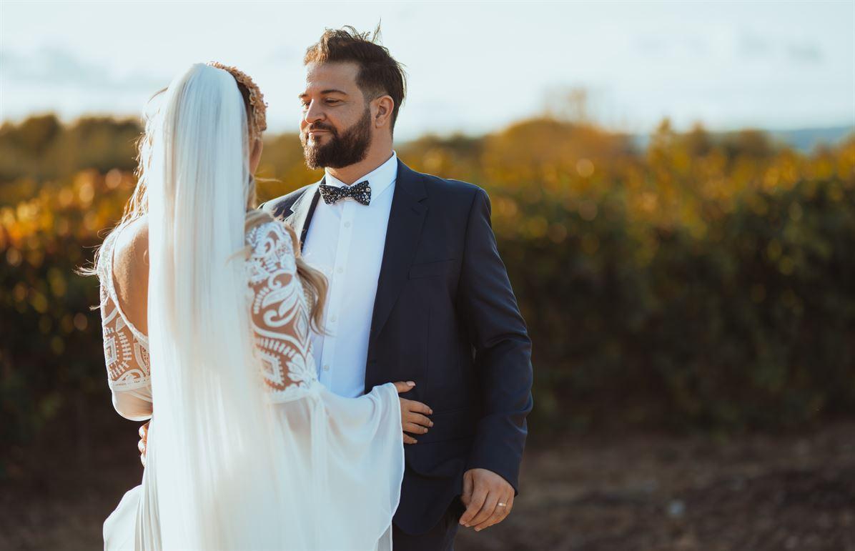 Mariage Claire & Walid : Les photos de couple 37