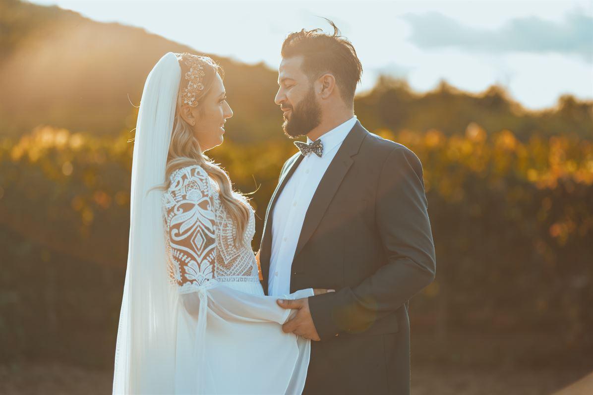 Mariage Claire & Walid : Les photos de couple 38