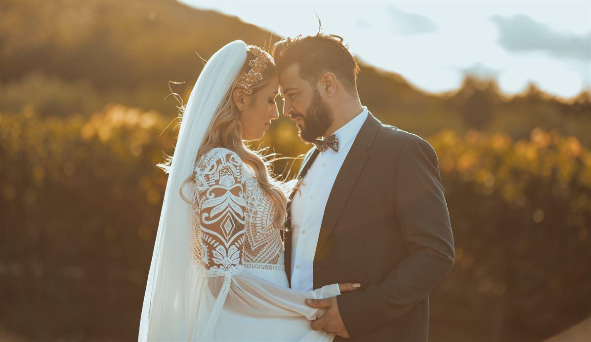 Mariage Claire & Walid : Les photos de couple 39