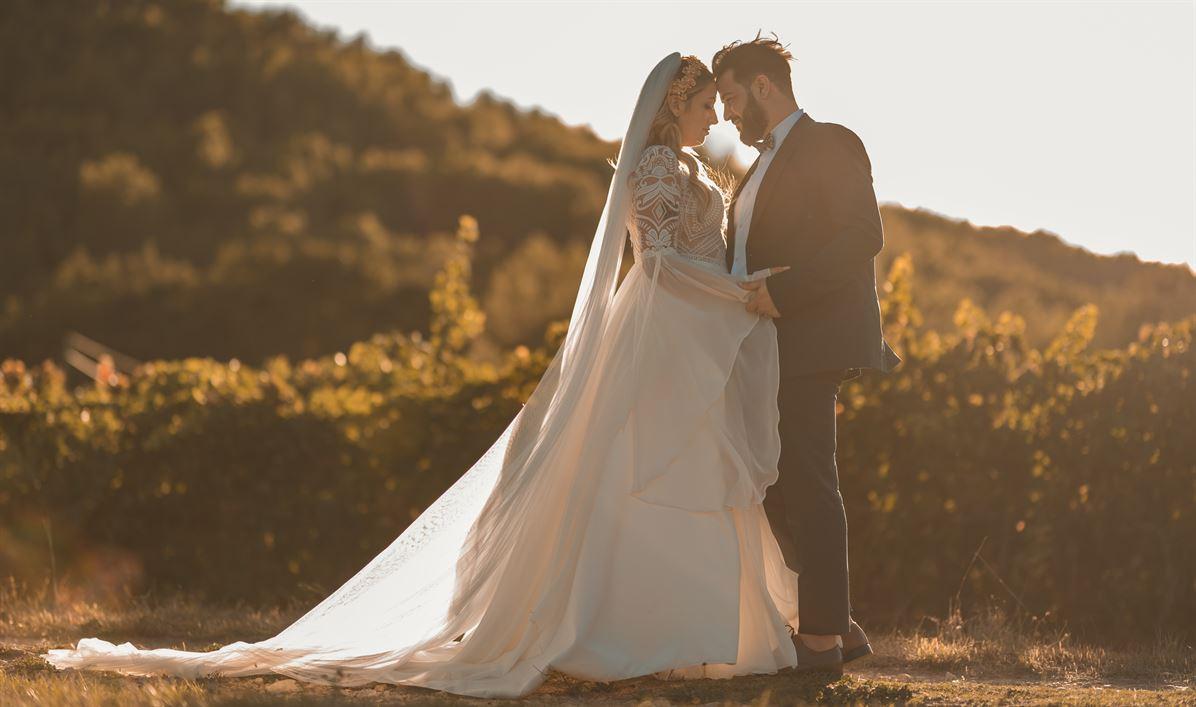 Mariage Claire & Walid : Les photos de couple 41