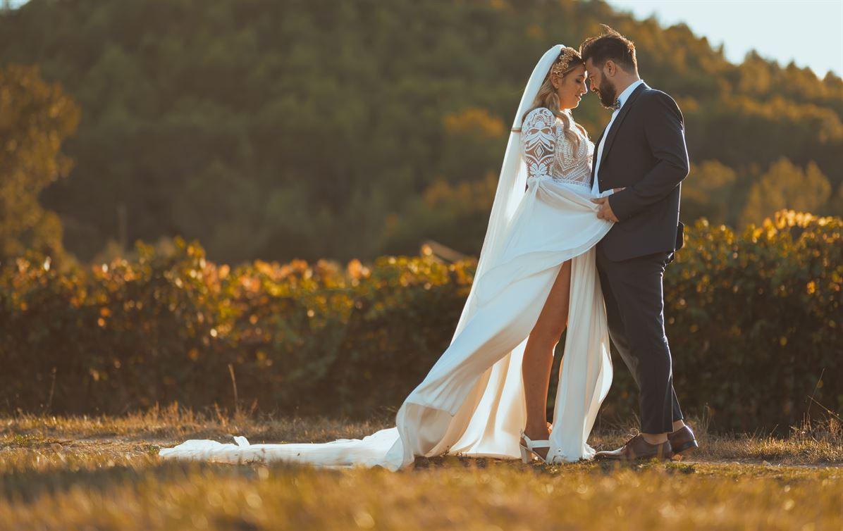 Mariage Claire & Walid : Les photos de couple 42
