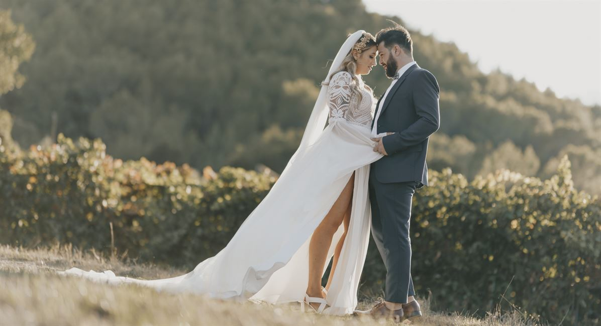 Mariage Claire & Walid : Les photos de couple 43