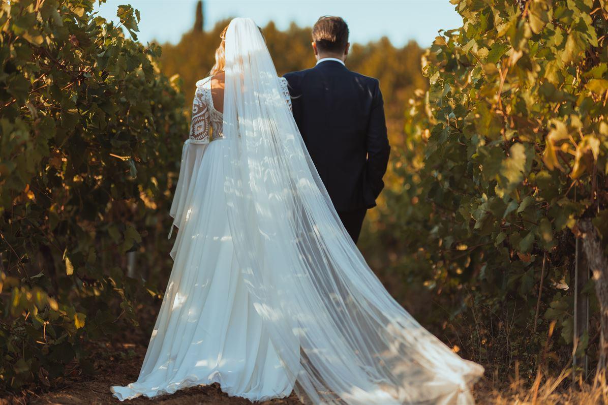Mariage Claire & Walid : Les photos de couple 44