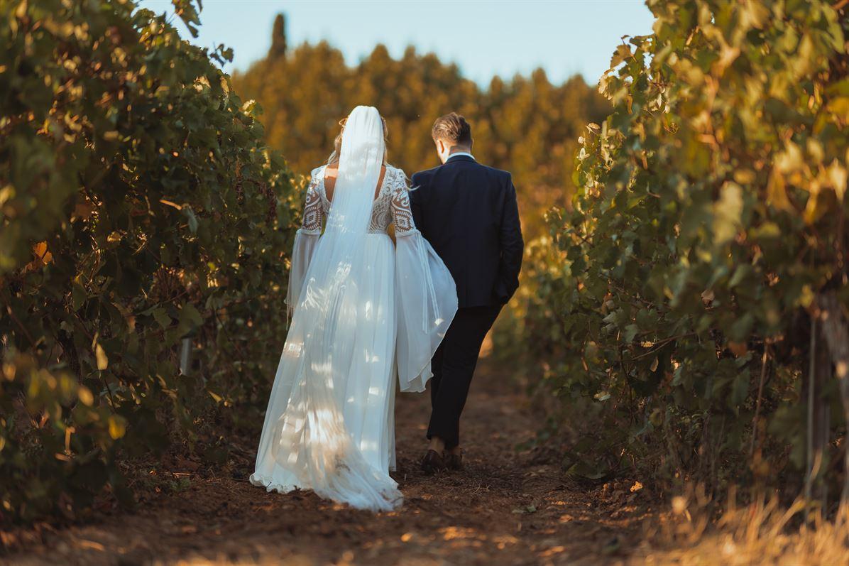 Mariage Claire & Walid : Les photos de couple 1