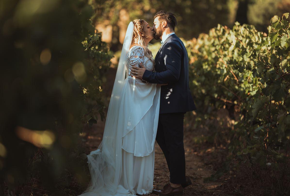 Mariage Claire & Walid : Les photos de couple 2