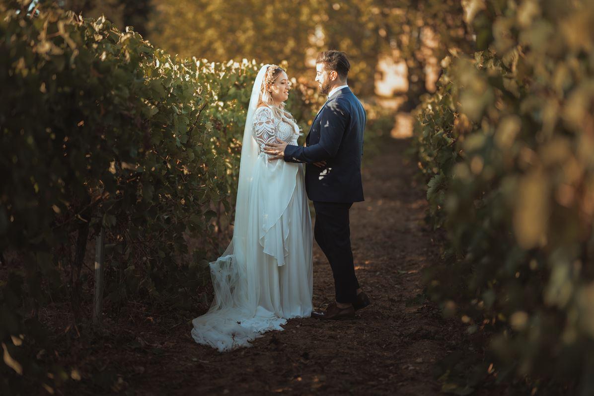 Mariage Claire & Walid : Les photos de couple 3