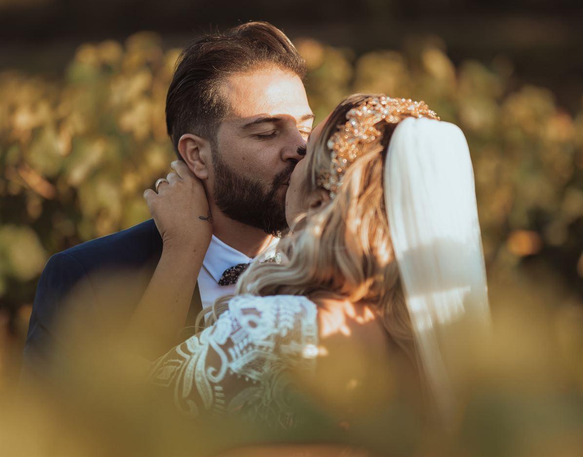 Mariage Claire & Walid : Les photos de couple 7