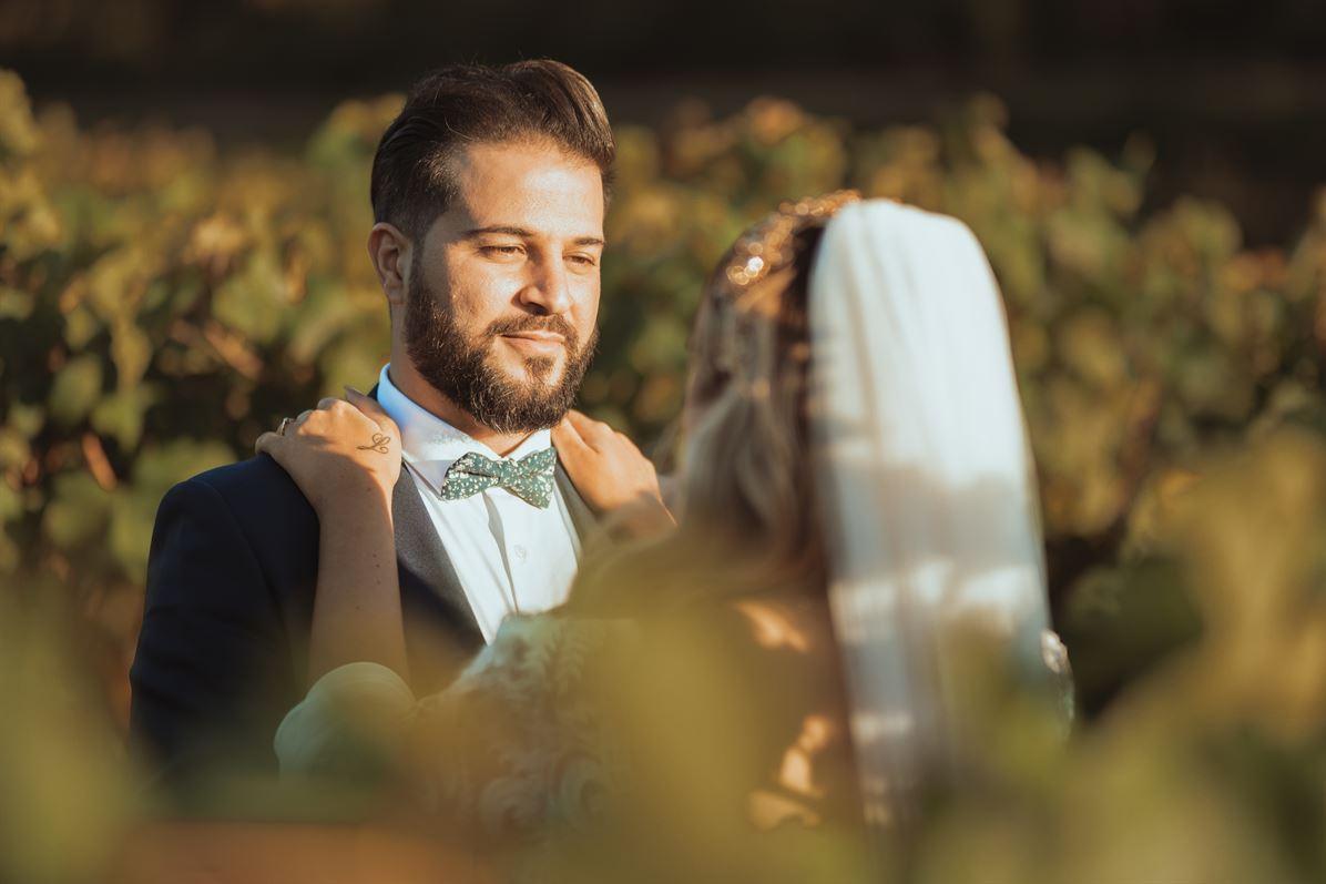 Mariage Claire & Walid : Les photos de couple 8