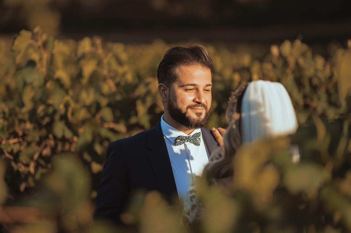 Mariage Claire & Walid : Les photos de couple 9