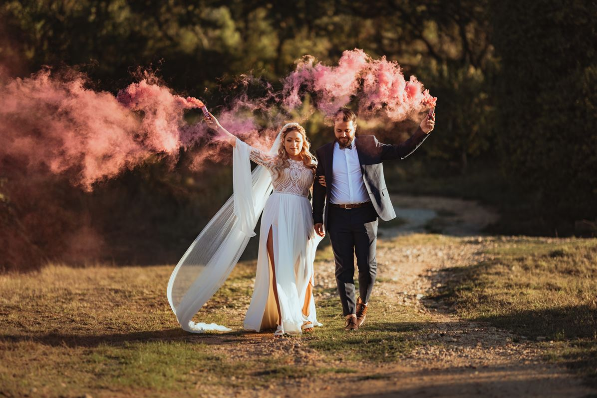 Mariage Claire & Walid : Les photos de couple 14