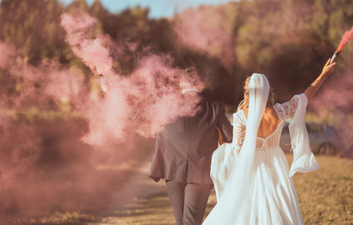 Mariage Claire & Walid : Les photos de couple 15