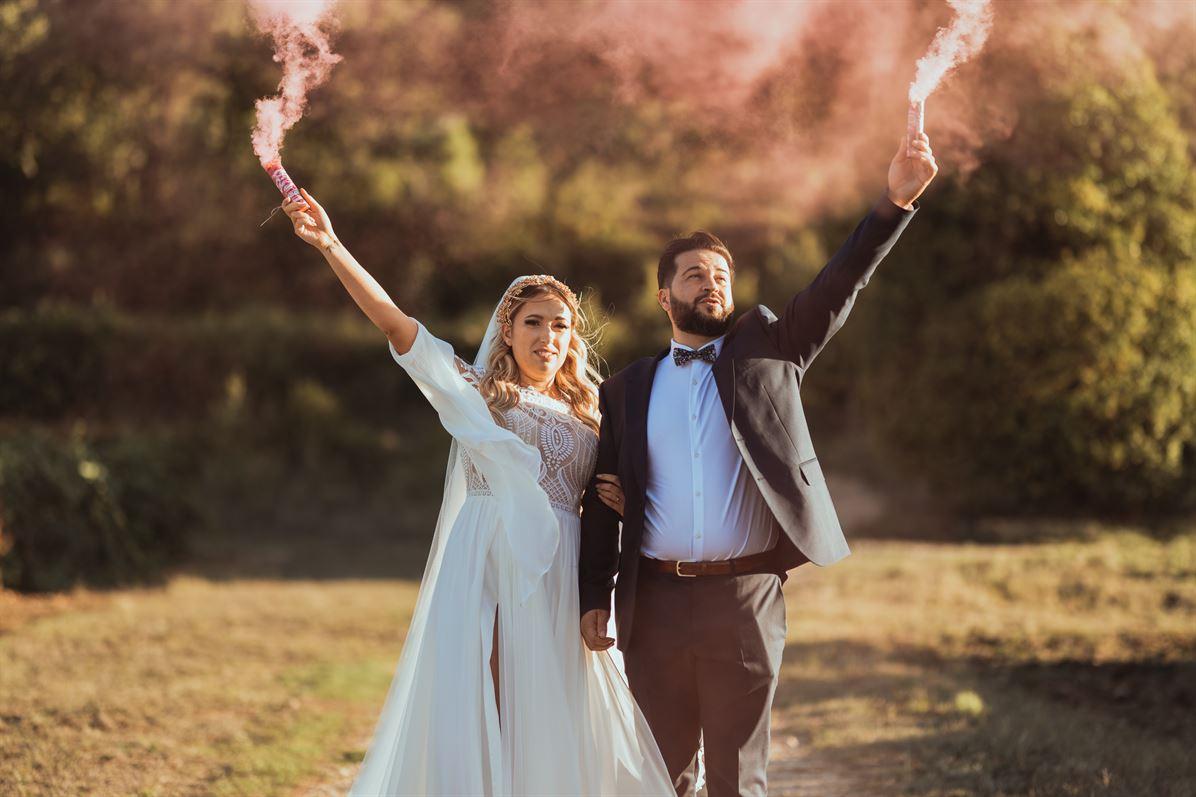 Mariage Claire & Walid : Les photos de couple 16