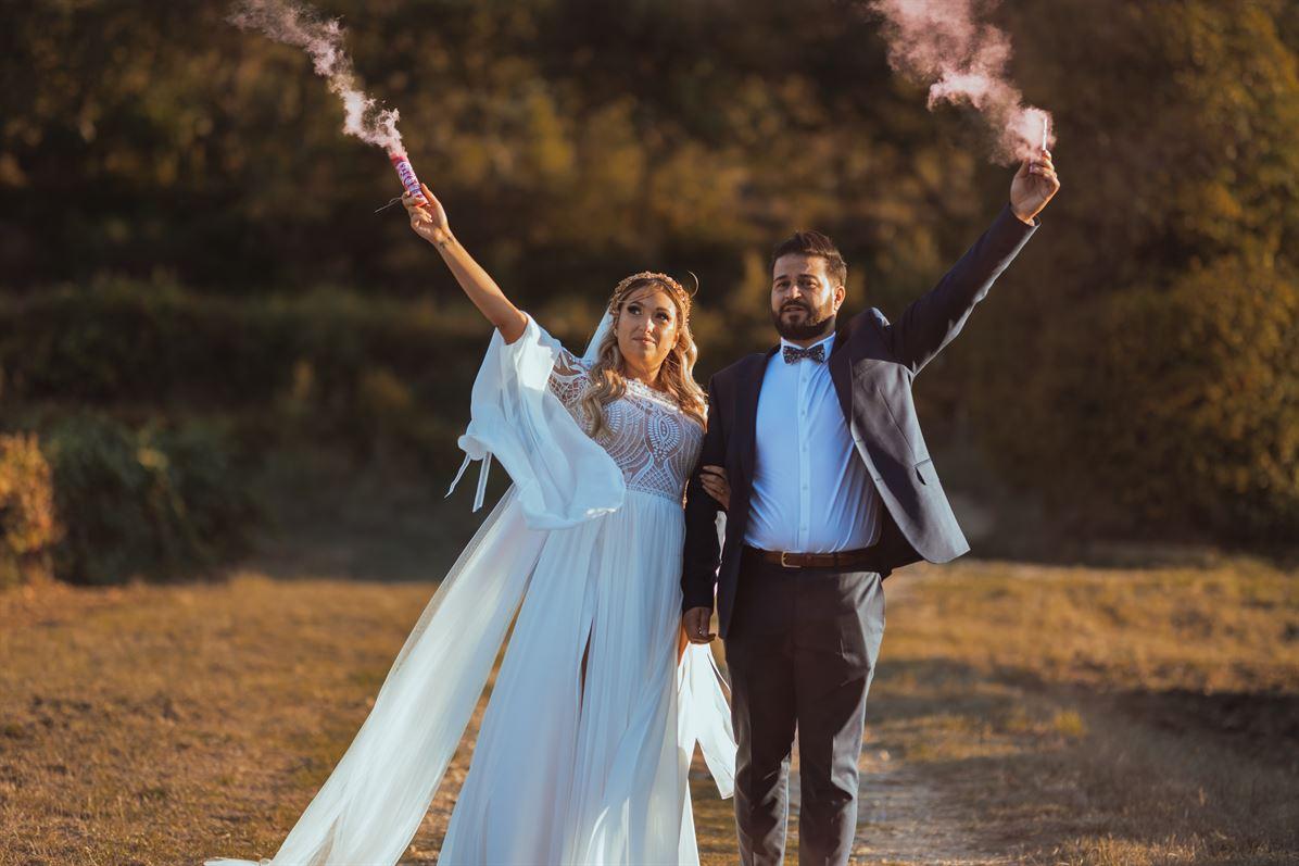 Mariage Claire & Walid : Les photos de couple 17